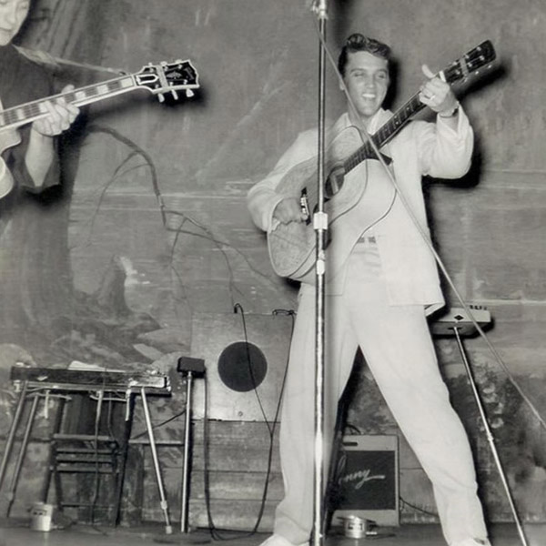 13. August 1955, Louisiana Hayride, Shreveport