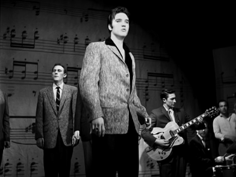 Ed Sullivan Show am 06. Januar 1957 mit Scotty Moore und Bill Black