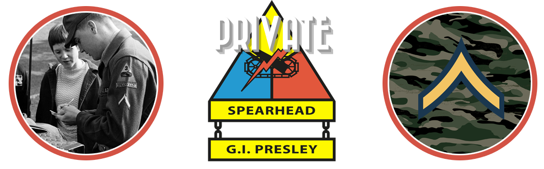 Dienstgrade Elvis Private