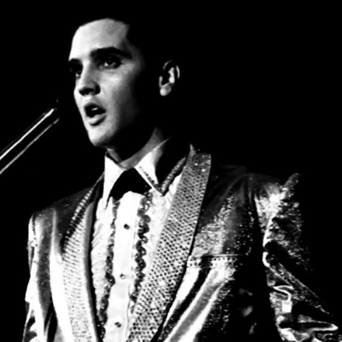 Elvis in der Bloch Arena am 25. März 1961