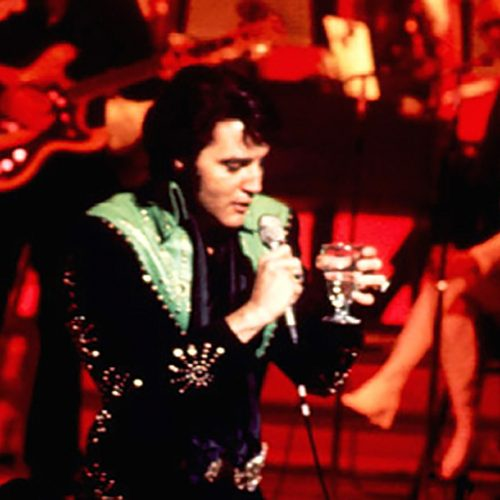 Elvis On Stage 1971