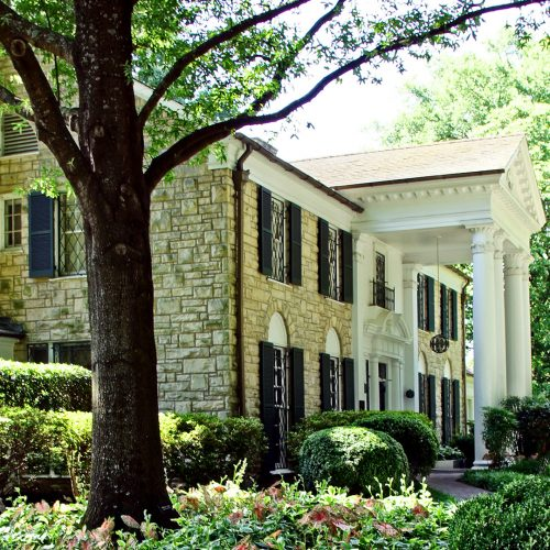 Graceland Mansion, Memphis, TN