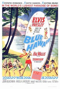 Cover Blue Hawaii