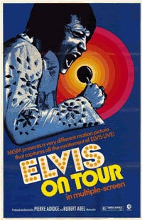Cover Elvis On Tour