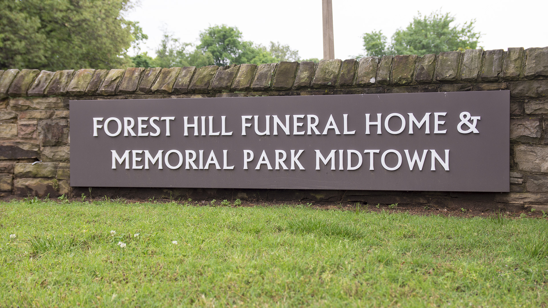 Forest Hill Cemetery Midtown Memphis