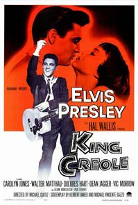Cover King Creole