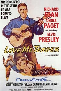 Cover Love Me Tender