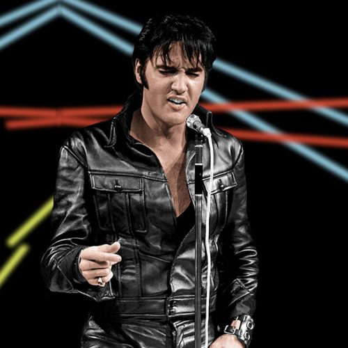 Elvis On Stage - 68 Comeback Special
