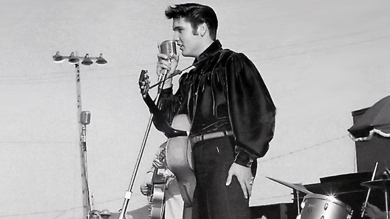 Elvis Live On Stage 1956