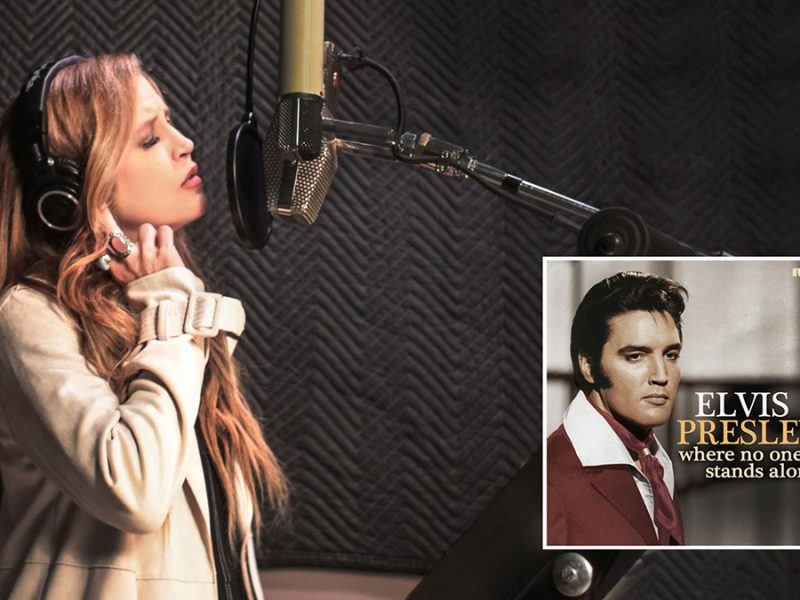Lisa Marie & Elvis Presley: Where No One Stands Alone (Official Video)