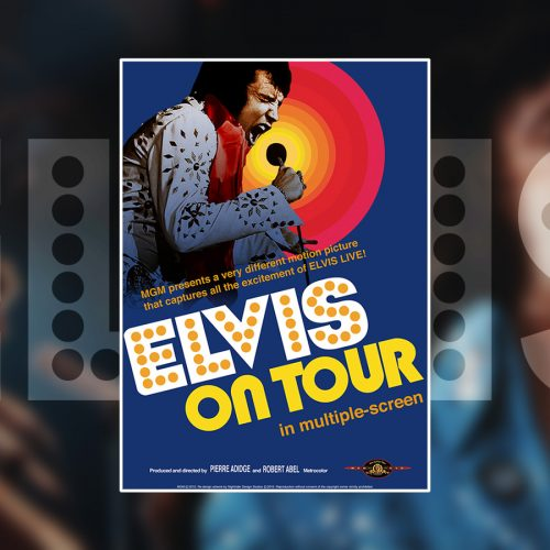 Dokumentation Elvis On Tour 1972