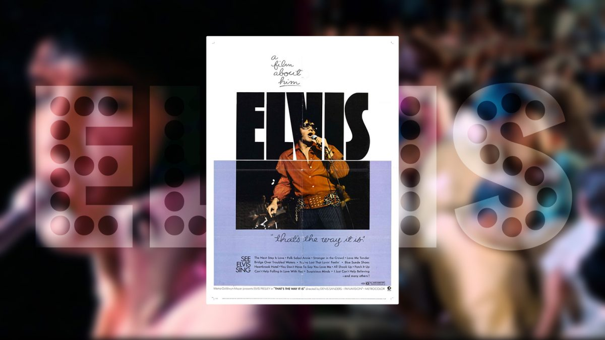 Dokumentation Elvis: That's The Way It Is 1970