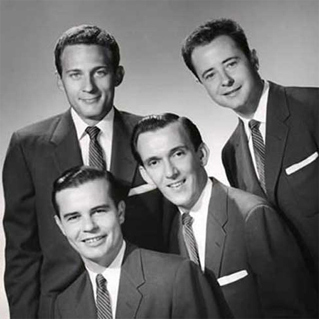 The Jordanaires - Backgroundgruppe