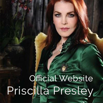 Priscilla Presley Official Website