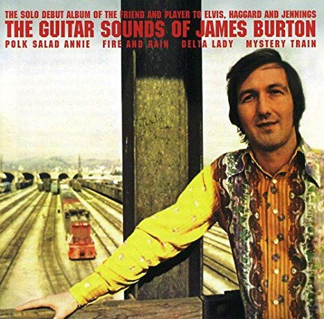 The Guitar Sounds Of James Burton