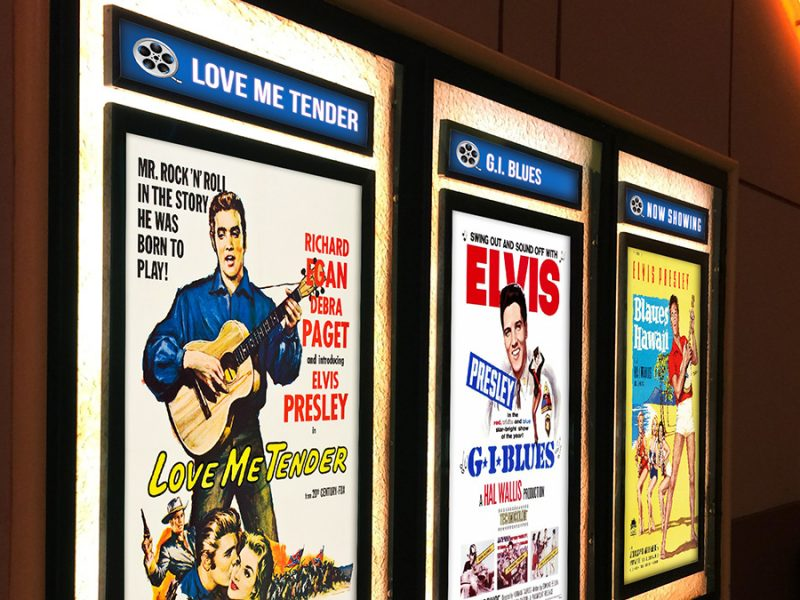 Elvis Movie Covers