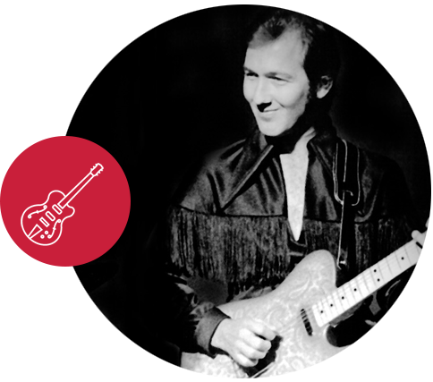 James Burton - Gitarrist