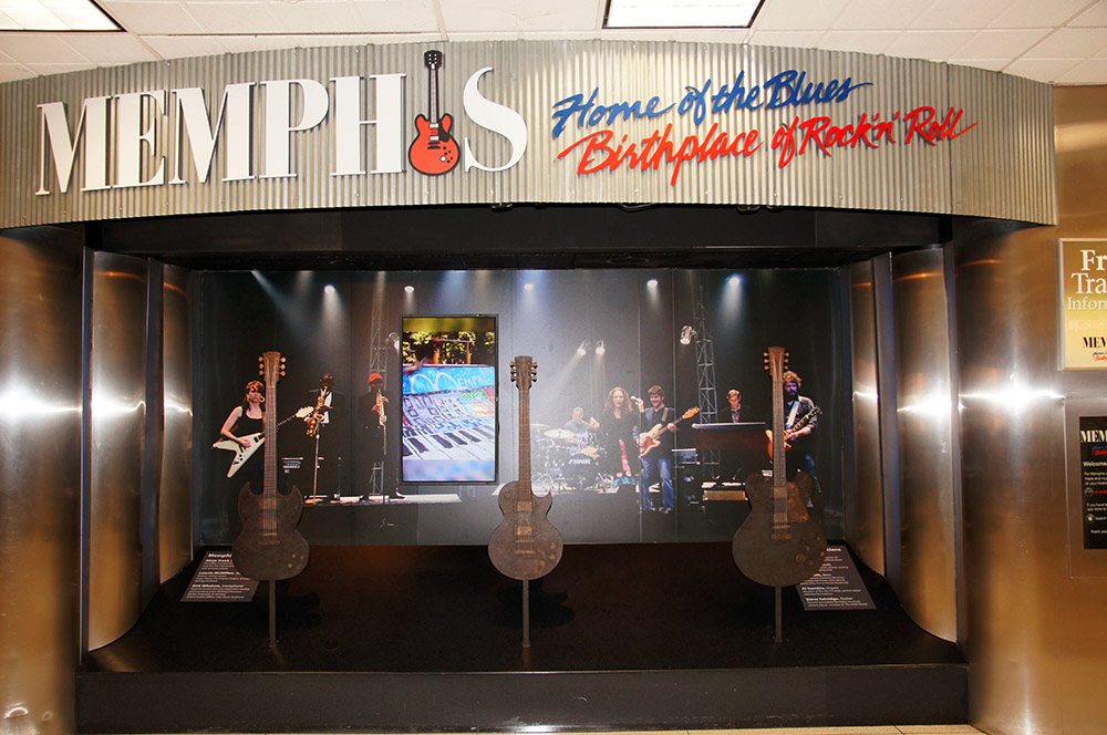 Memphis Tennessee Airport