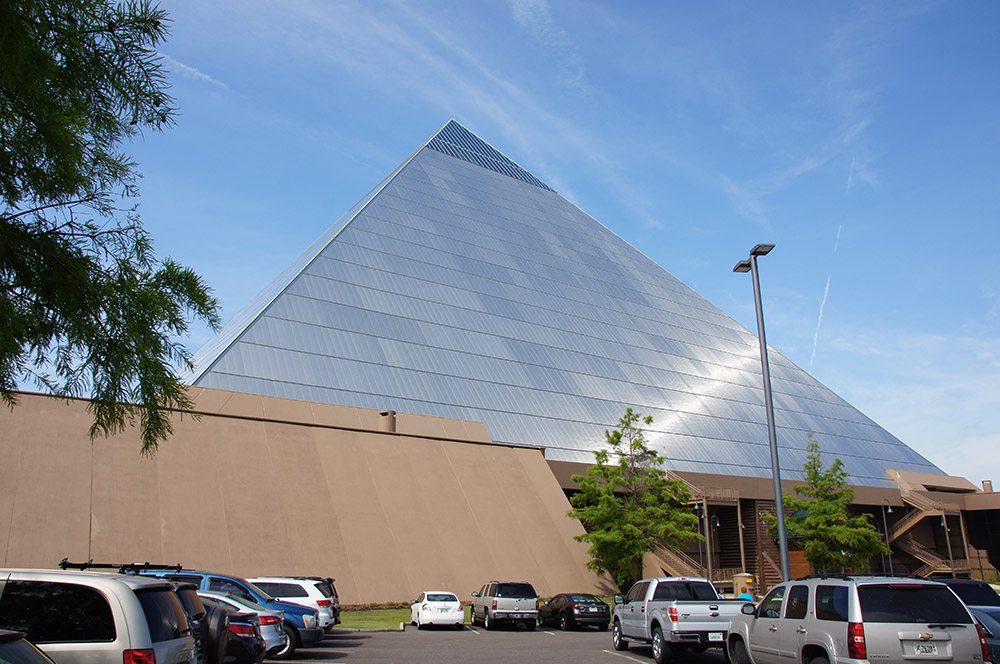 Memphis Tennessee - Pyramid