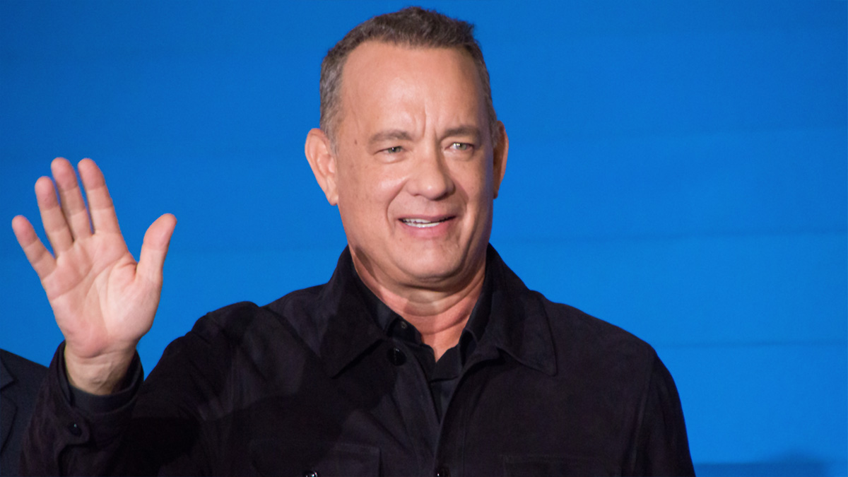 Tom Hanks 2016 in Japan