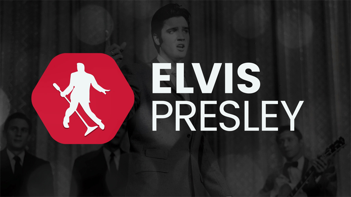 Video: Elvis Presley - A Life in Pictures