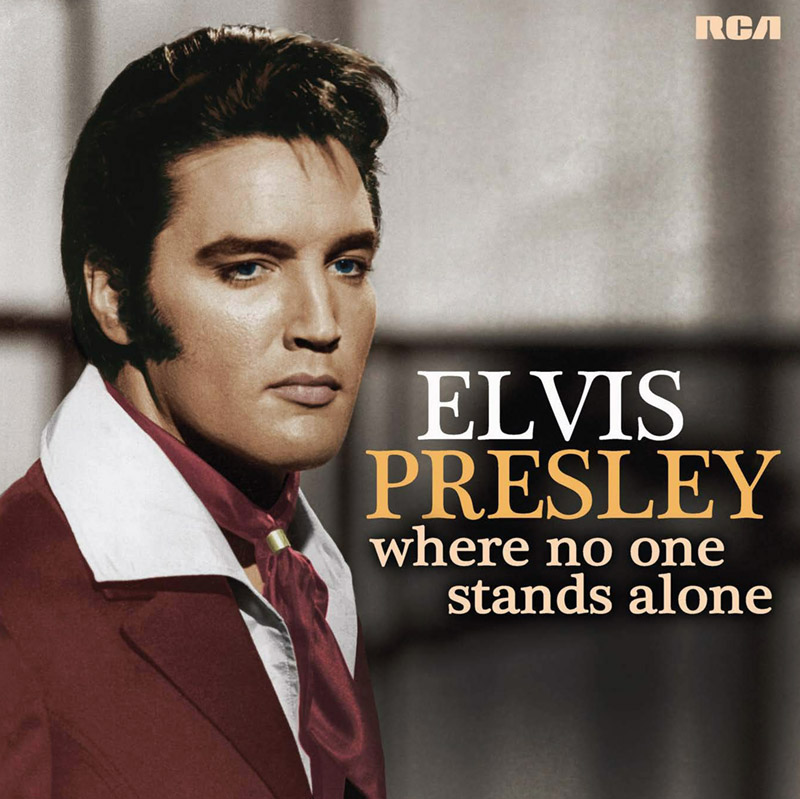 Album Elvis Where No One Stands Alone