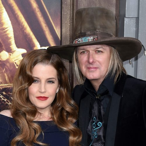 "Lisa Marie Presley & Michael Lockwood, ""Mad Max: Fury Road"" Premiere, 07. Mai 2015 in Hollywood, CA"