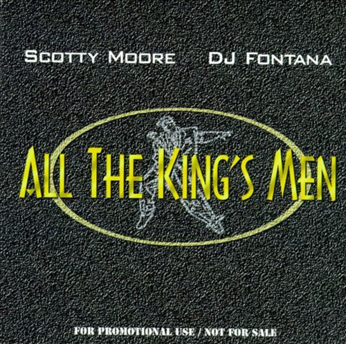 Scotty Moore - All the King's Men
