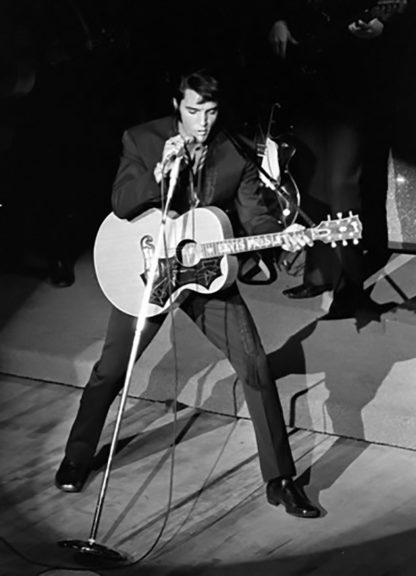 Elvis Live im International Hotel in Las Vegas 1969