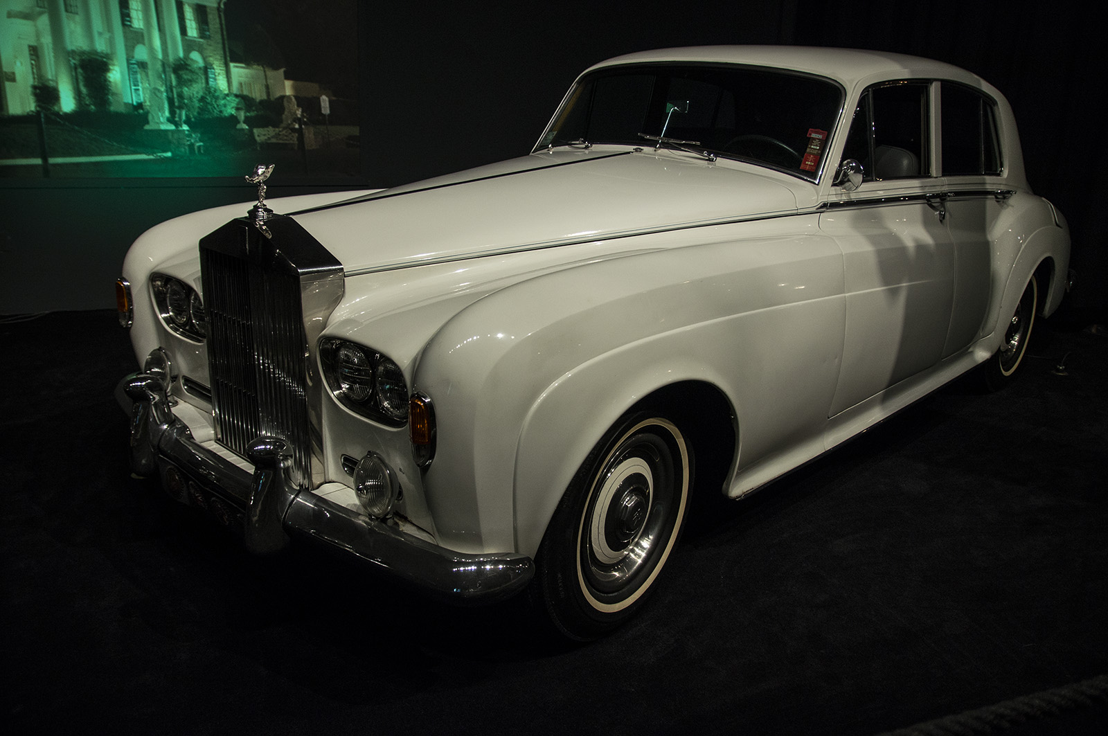Rolls Royes Silver-Cloud 111