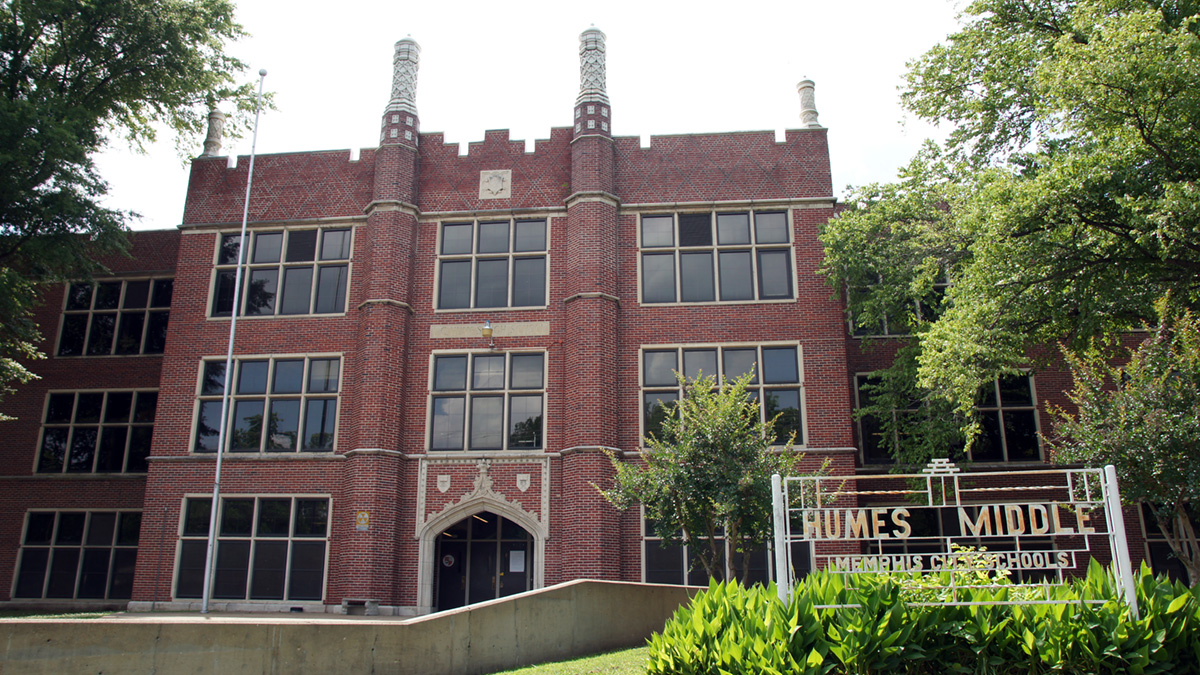 L. C. Humes High School in Memphis