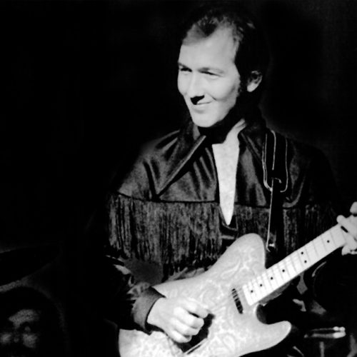 James Burton - Guitar