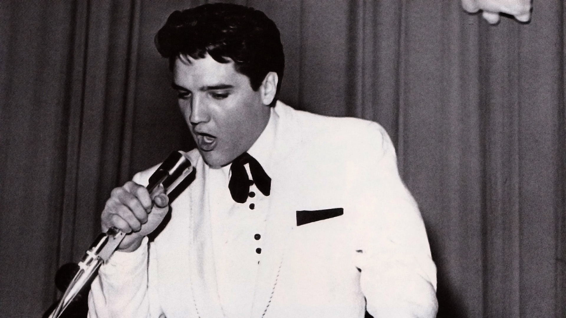 Elvis im Ellis Auditorium, Memphis am 25. Februar 1961
