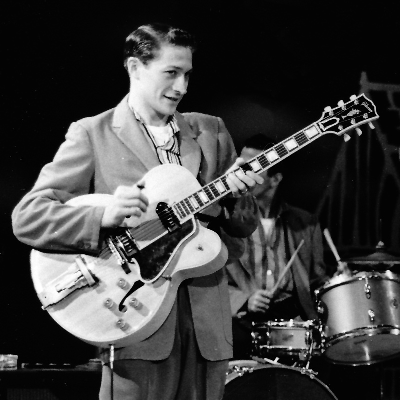 Scotty Moore - Gitarrist