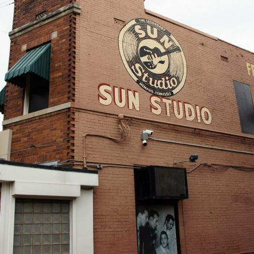 Sun Studio, 706 Union Ave., Memphis, TN 38103