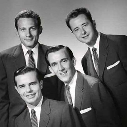 The Jordanaires - Background-Group