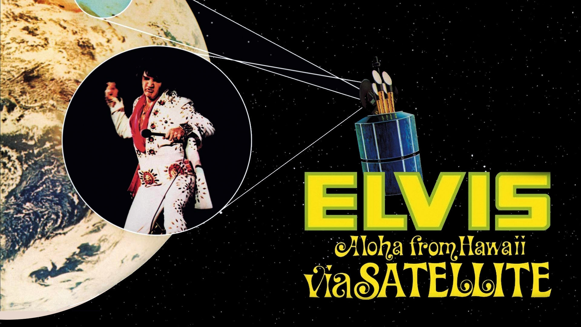 Elvis Aloha From Hawaii via Satellite