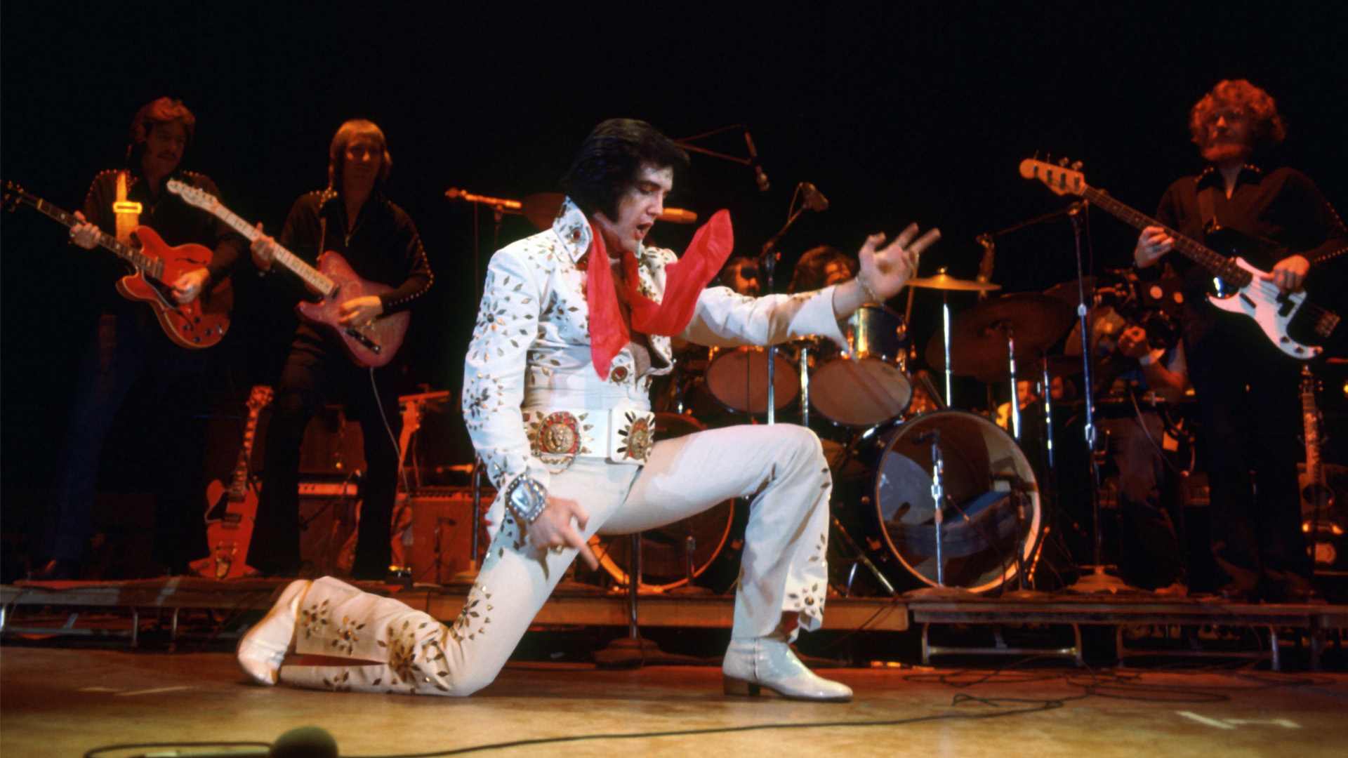 Elvis On Stage 1972